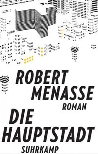 DIE HAUPTSADT Robert Menasse