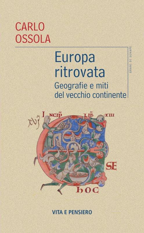 Italie EUROPA RITROVATA Carlo Ossola