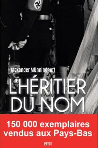 L'HERITIER DU NOM Alexander Münninghoff