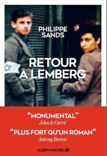 RETOUR A LEMBERG Philippe Sands